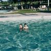 Tennwood, 1957. Kathy & Milton