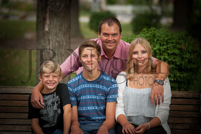 8-19-14 Robert Bartenschlager with kids-20