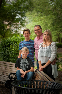 8-19-14 Robert Bartenschlager with kids-13