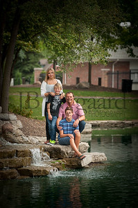 8-19-14 Robert Bartenschlager with kids-5
