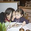 Head-to-head (Mom + Nora)