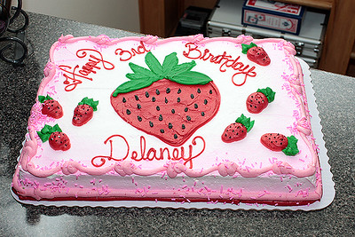 Delaney's 3rd Birthday