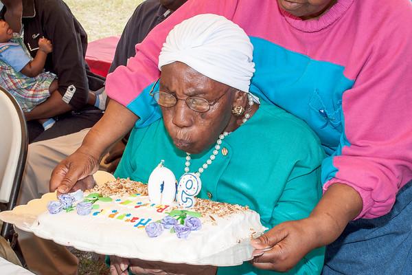 Eliza Jiles 90th Birthday Party