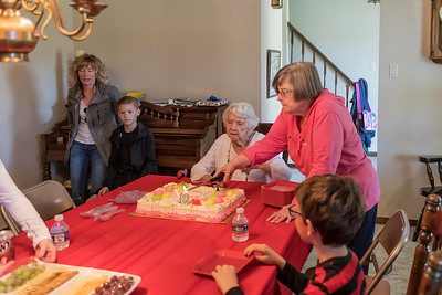 Grandma Jane Cochran's 94th Birthday