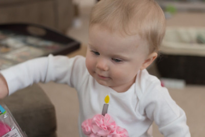 Miley's First Birthday