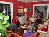 We celebrated Christmas Eve at Pat & Rich's place on Staten Island