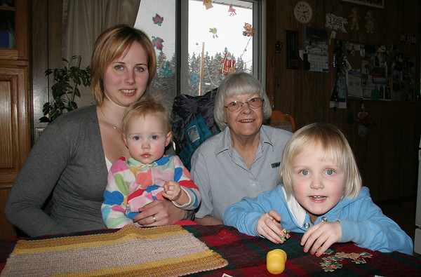 Family (Christmas 2008 to March 2009)