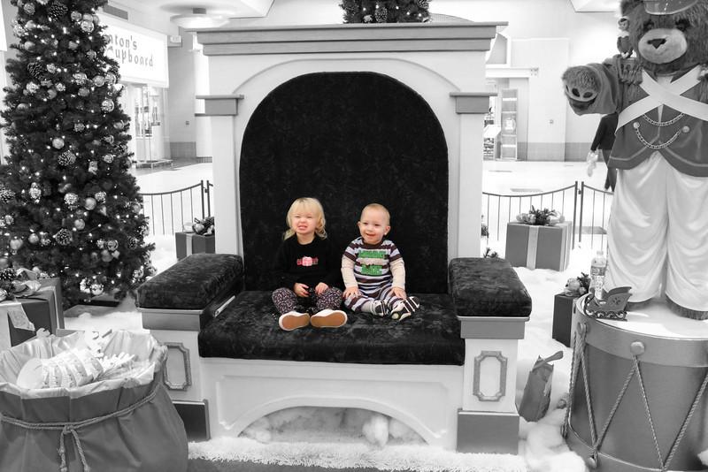 Christmas Mall-Color