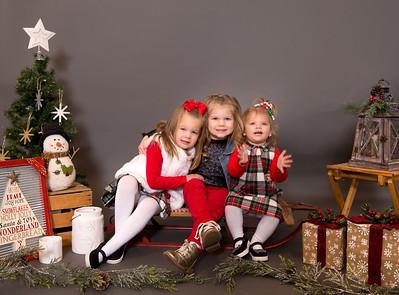 Family Christmas Photos 2017