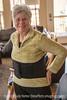 Judy Wearing Her Back Brace