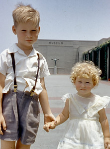 Los Angeles, July 1954.