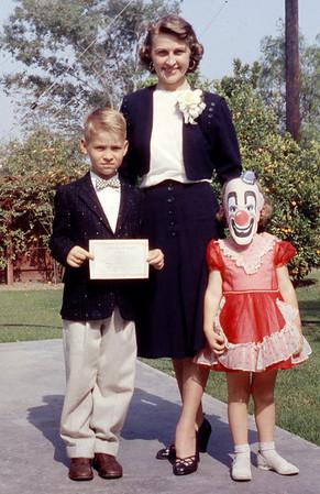 Mystères du temps perdu. Los Angeles, 1956.