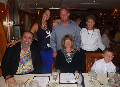 Family Cruise 2012