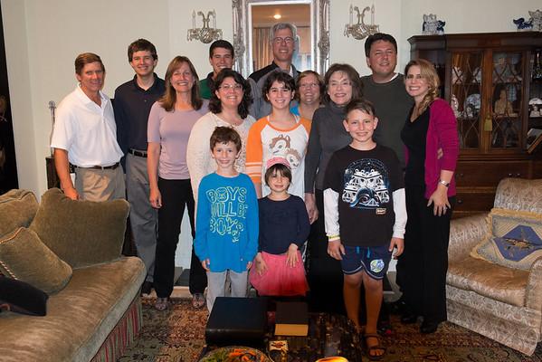 Family Dinner SF - 2013