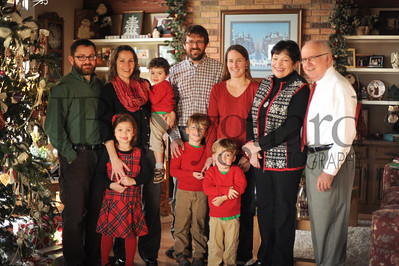 12-25-15 Tom & Marilyn Edwards Family-1
