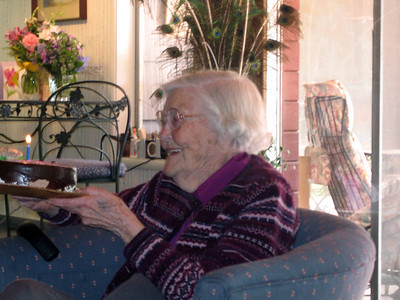 Lillian 95 Years