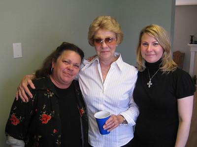 Joanie, Rae and Heather