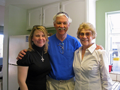 Heather, Bob and Rae