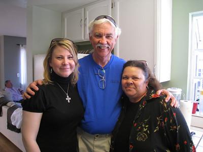 Heather, Bob and Joanie