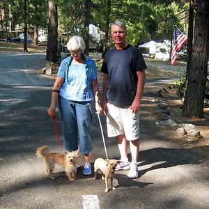 Janene, Loel, Lulu, Niki 8-2009