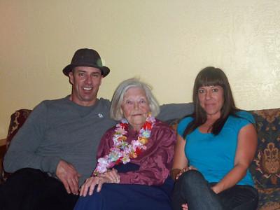 Donny, Lillian, Maren
