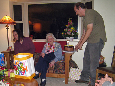 Linda, Grandma, Jon