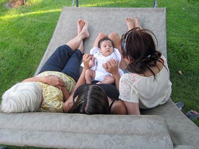 Lori and Catori visit 8:2011 18