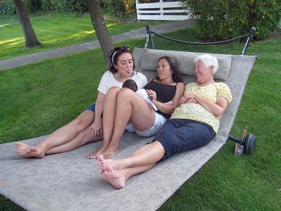 Lori and Catori visit 8:2011 16