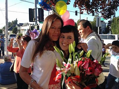 Lily's Graduation June 6,2012008