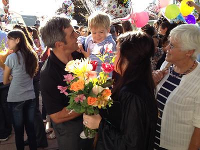 Lily's Graduation June 6,2012012