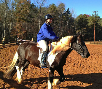 Spartanburg Horse Show 11-12-2012 09