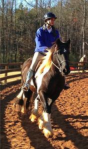 Spartanburg Horse Show 11-12-2012 10