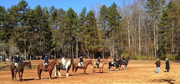 Spartanburg Horse Show 11-12-2012 12