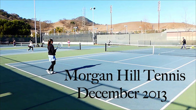 Tennis Morgan Hill 12:2013  (1080p)