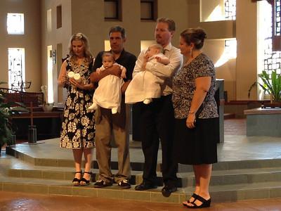 Lynx Wolf Baptism 2