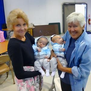Grandmas and Twins