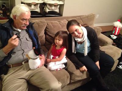 Bob, Catori and Anna