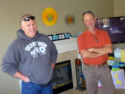 Tim and Mick