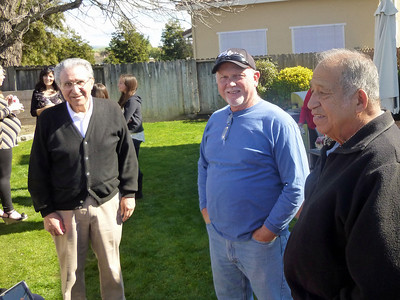 Manuel, Bill, Dan