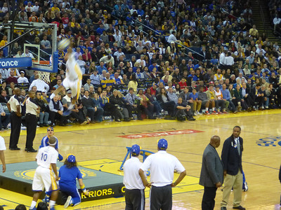 Warriors Game 12:2013 2