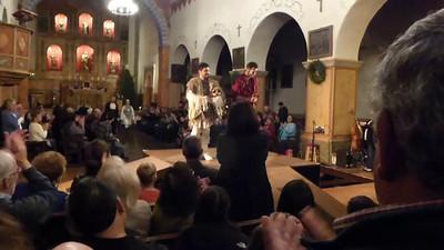 La Pastorela at the Mission in San Juan Bautista[1]