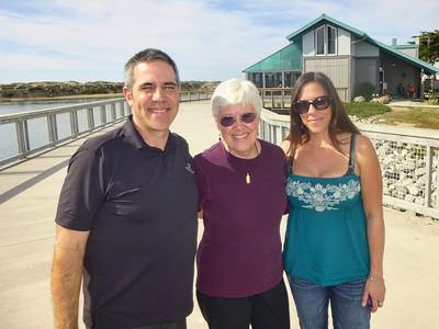 Eric, Mom, Maren