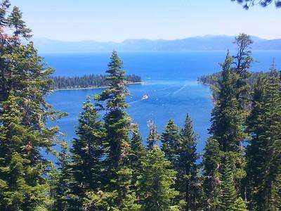 Emerald Bay Lake Tahoe 1