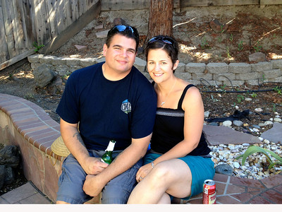 Aaron and Amica Ayala