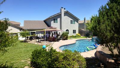 Lopez backyard