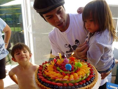 Catori's Birthday Cake