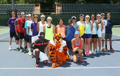 Anna Tennis Camp 2014 5