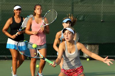 Anna Tennis Camp 2014 2