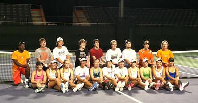 Anna Tennis Camp 2014 4