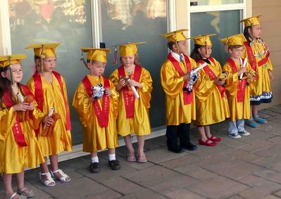 Bear's Preschool Graduation 6-13-2014 4
